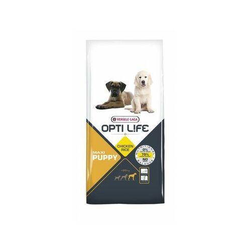 Versele-laga opti life puppy maxi 12,5kg | darmowa dostawa - 12500 (5410340311516)