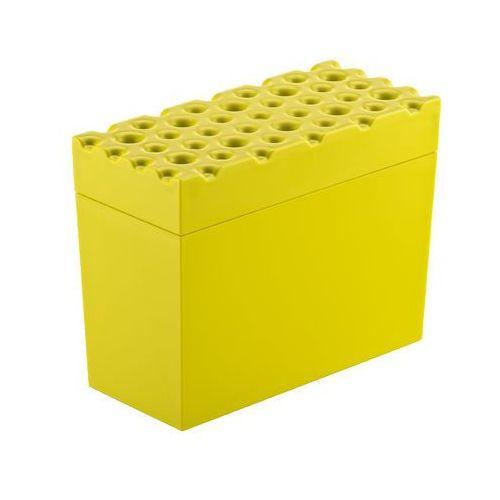 Koziol Pojemnik na pieczywo chrupkie brod limonkowy - (4002942206669)