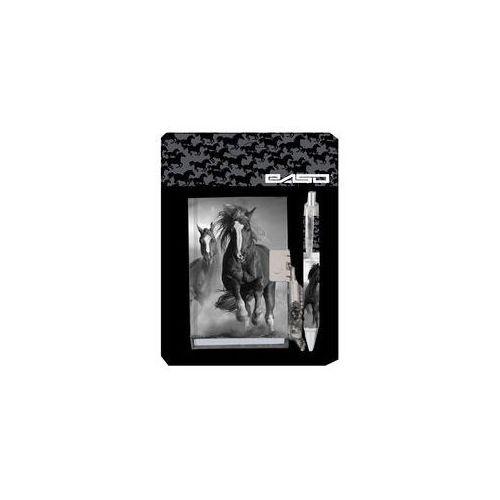 Zestaw pamiętnik z długopisem horse - paso od 24,99zł darmowa dostawa kiosk ruchu marki Paso