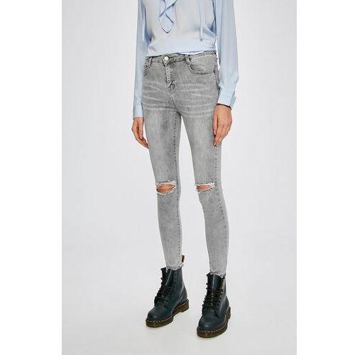 - jeansy boho bandit marki Answear