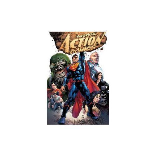 Superman - Action Comics Vol. 1 Path Of Doom (Rebirth)
