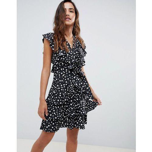 sadotta mini dress - black, Y.a.s, 34-42