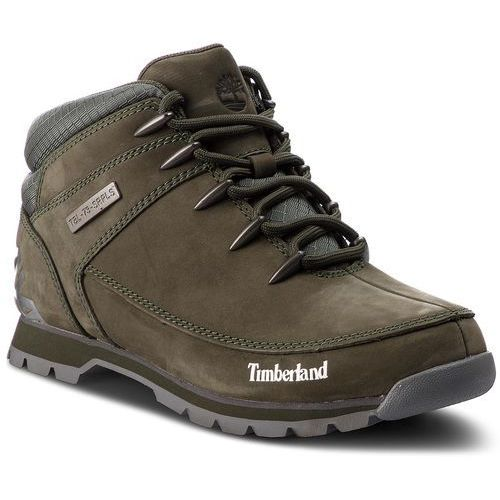 Timberland Trapery - euro sprint hiker a1vr9/tb0a1vr9a581 grape leaf