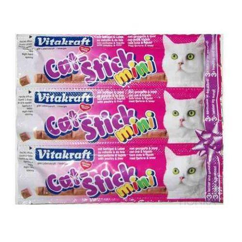 cat stick mini kabanosy o różnych smakach 3szt. marki Vitakraft