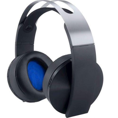 playstation platinum wireless headset marki Sony