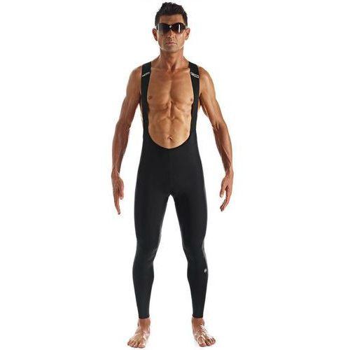 Assos ll.milletights_s7 spodenki rowerowe mężczyźni czarny s 2018 spodnie zimowe (2220000051484)