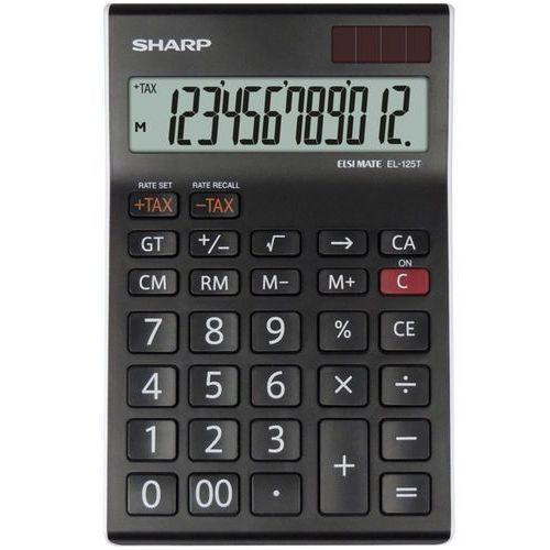 Kalkulator Sharp EL125TWH Darmowy odbiór w 21 miastach! (4974019793818)