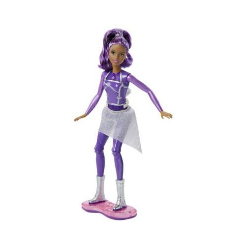 dlt23 gwiezdna surferka (światła i dźwięk) lalka barbie 3+ marki Barbie