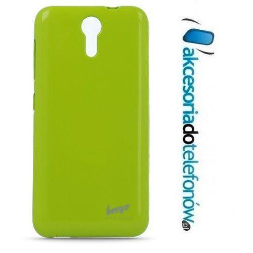 Brokatowa nakładka etui beeyo Spark do iPhone 6 / 6S miętowa - produkt z kategorii- Futerały i pokrowce do telefonów