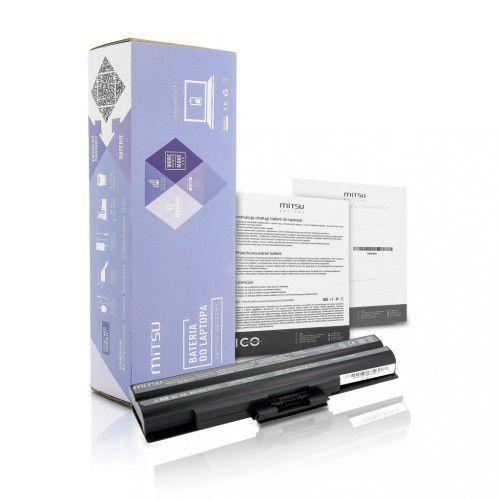 Bateria Mitsu do Sony BPS13, 4400 mAh, 11.1 V (BC/SO-BPS13B) Darmowy odbiór w 21 miastach!, BC/SO-BPS13B