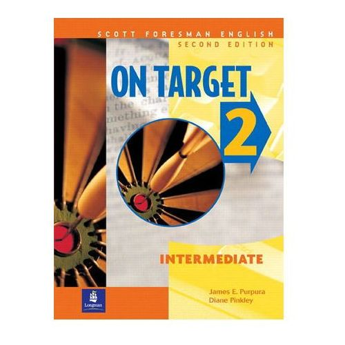 On Target 2, Intermediate, Scott Foresman English Workbook
