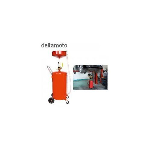 Valkenpower Zestaw do zbierania przepracowanego oleju, 68l