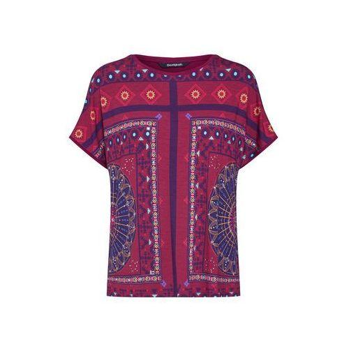 koszulka 'ts_larisa' mieszane kolory / czerwony marki Desigual