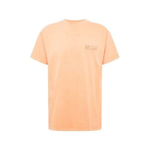 NEW LOOK Koszulka 'TBC EMB WASHED TEE' koralowy (5045592062260)