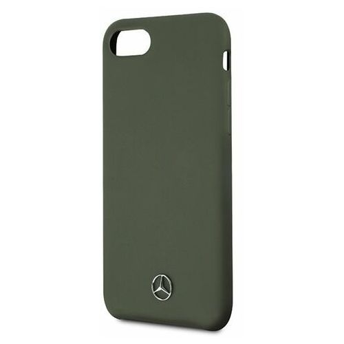 Mercedes mehci8silmg iphone 7/8/se 2020 hard case ciemno-zielony/midnight green