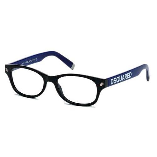Okulary Korekcyjne Dsquared2 DQ5030 01C
