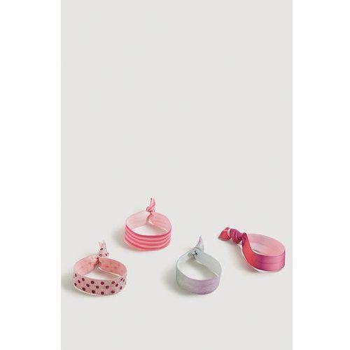 - gumki do włosów dziecięce berry (4-pak) marki Mango kids
