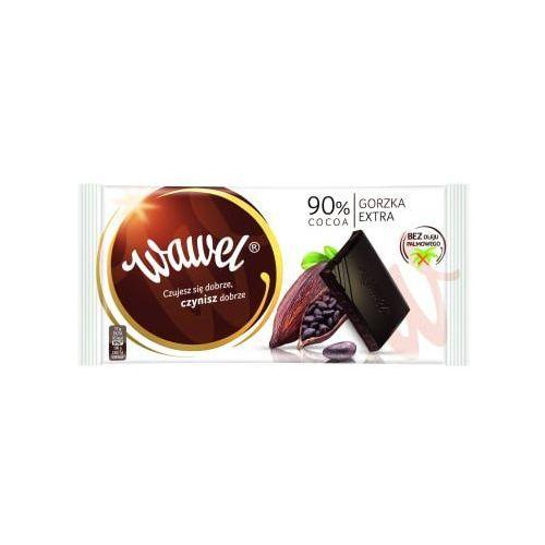 Wawel 100g dark 90% czekolada gorzka (5900102005550)