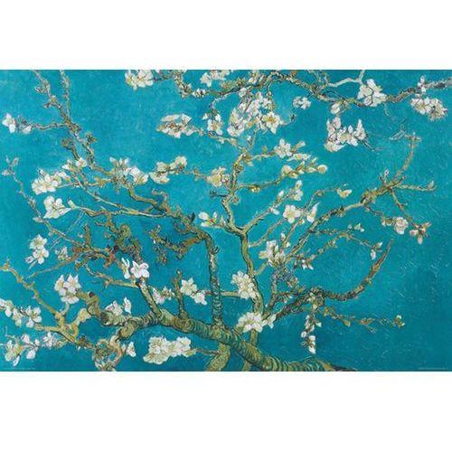 Gf Vincent van gogh - kwitnący migdałowiec - san ramy 1980 - plakat (5050293914121)