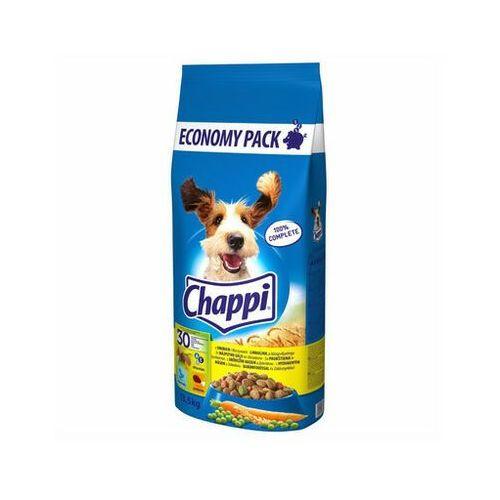 Chappi 27kg - sucha karma dla psów z drobiem i warzywami - darmowa dostawa od 95 zł!