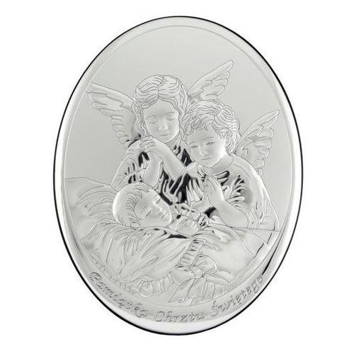 PAMIĄTKA CHRZTU ŚWIĘTEGO 00060 - 4 - 7 x 9 cm
