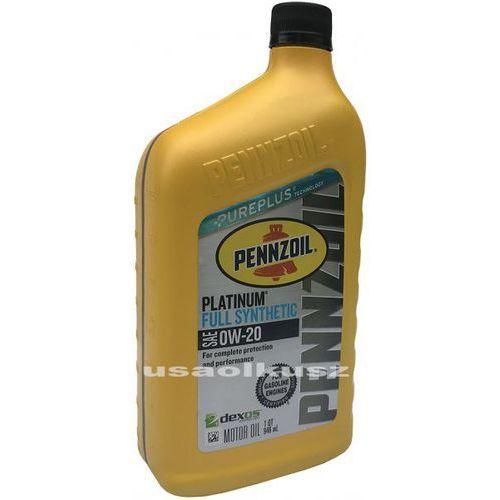 Syntetyczny olej silnikowy 0w20 gf-5 ms-6395 marki Pennzoil