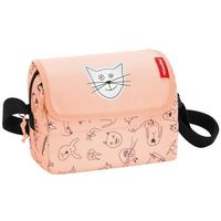® torebka na ramię everydaybag kids cats and dogs rose marki Reisenthel