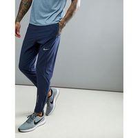 flex woven trousers in navy 885280-451 - navy marki Nike running