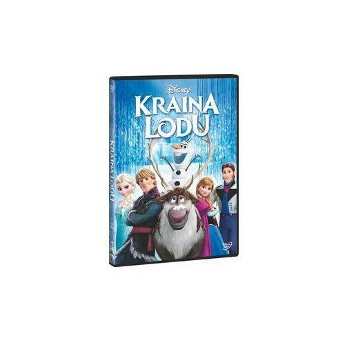Kraina Lodu [DVD] (7321917501040)