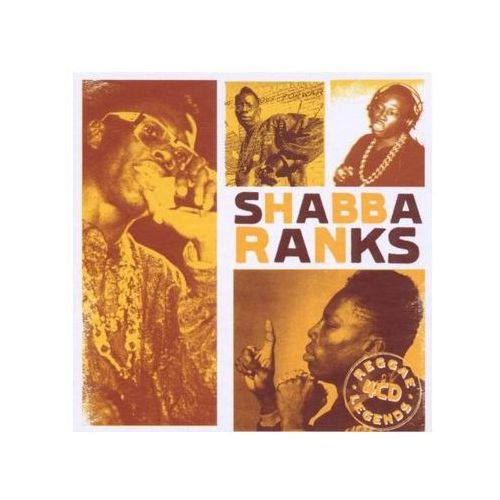 Shabba Ranks - Reggae Legends (0601811205624)