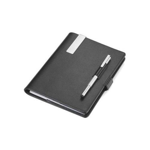 Midnight organizer z notatnikiem