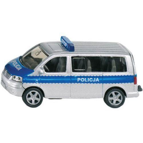 1350 SIKU VW Van policyjny. Darmowy odbiór w niemal 100 księgarniach!