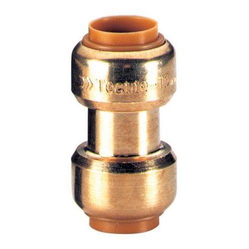 Comap Mufa miedź push 15 mm