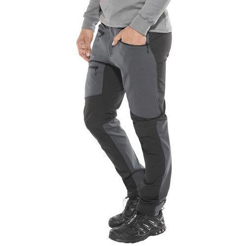 Haglöfs Rugged Flex Spodnie długie Mężczyźni niebieski/czarny M 2019 Spodnie turystyczne, kolor niebieski