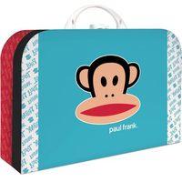 """Karton p+p walizka dla dzieci tekturowa """"35"""" paul frank (8595096738576)"""