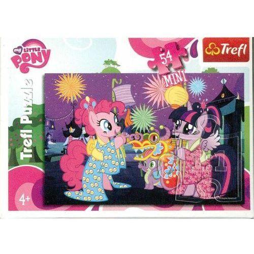 Puzzle 54 mini My little pony 3 TREFL, AM_5900511194678