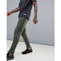 training evostripe pants in khaki - green marki Puma