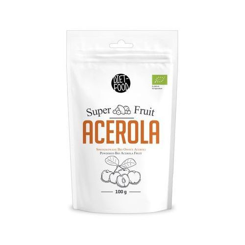 Diet food Acerola bio 100g diet-food (5901549275520)