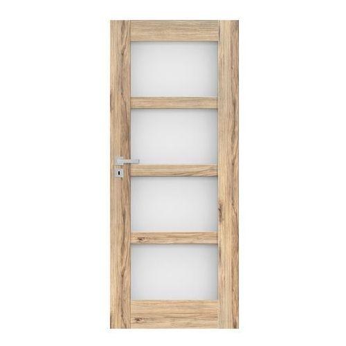 Drzwi pokojowe Connemara 70 prawe dąb skalny
