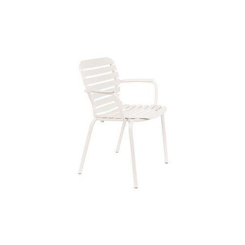 Zuiver krzesło ogrodowe z podłokietnikami vondel 1700006 (8718548055520)