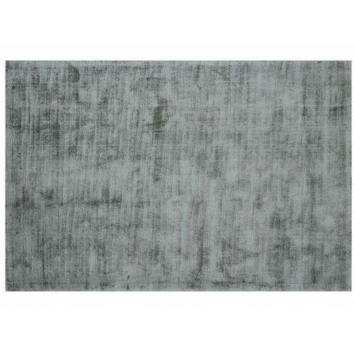 Dywan LOUVAIN - 100% wiskozy - 200 x 290 cm - Srebrzysty