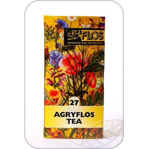 Herbaflos: Nr 27 Agryflos Tea FIX - 20 szt. (5902020822271)