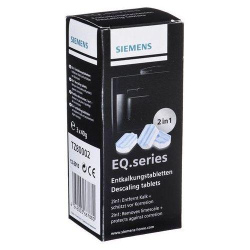 Siemens Tabletki do odkamieniania tz80002n