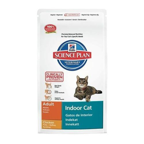 Hills Hill's feline adult indoor 1,5kg - 1,5kg