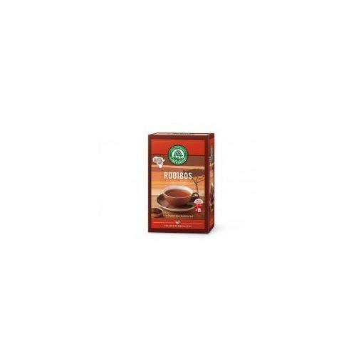 Herbata rooibos ekspresowa bio (20 x 1,5 g) - lebensbaum marki Lebensbaum (przyprawy, herbaty, kawy)