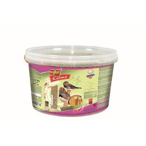 VITAPOL Pokarm pełnowartościowy dla zeberek 2,4kg (3l) wiaderko