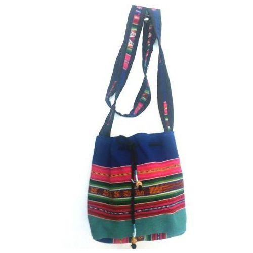 Torba - sakwa peruwiańska kolorowa marki Praca zbiorowa