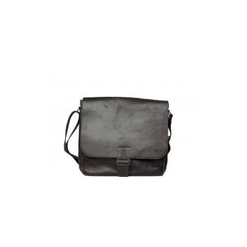 JAZZY RUN 2 torba skóra naturalna firmy Daag na ramię unisex, run-2