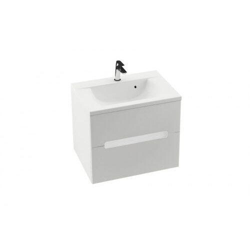 szafka podumywalkowa sd classic ii 600 biała/biała x000000902 marki Ravak