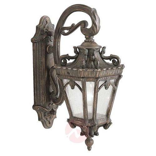 Historycznie wyglądająca lampa zewnętrzna Tournai